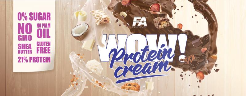 Wow! Protein Creme bestellen