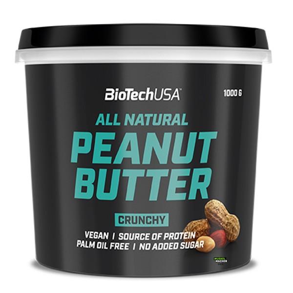BioTech USA All Natural Peanut Butter