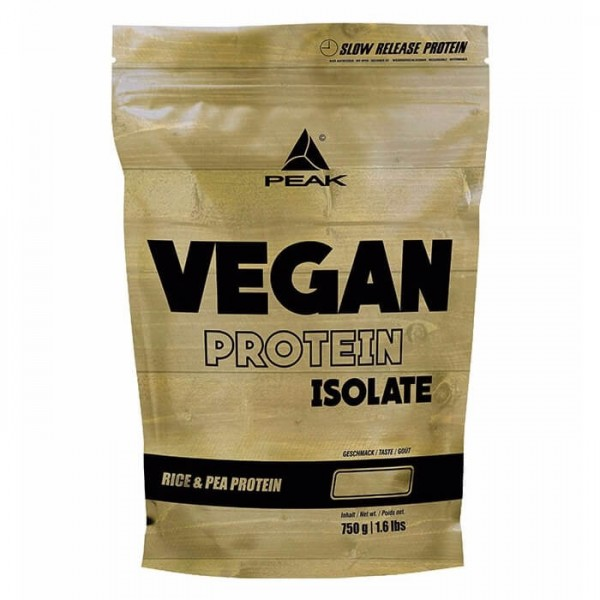 PEAK Vegan Protein Isolate