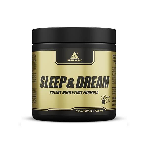 PEAK Sleep & Dream (120 Kapseln)