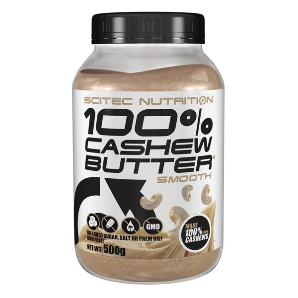 Scitec Nutrition 100% Cashew Butter Smooth