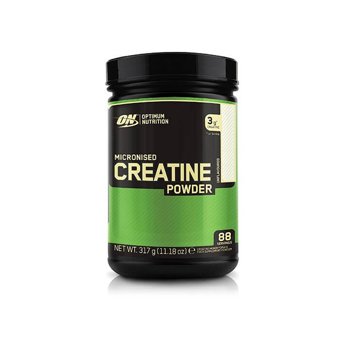 Optimum Nutrition Micronised Creatine Powder