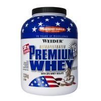 Weider Premium Whey Protein 500g|Vanille-Karamel