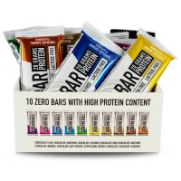 BioTech USA Zero Bar Flavour Mix Box