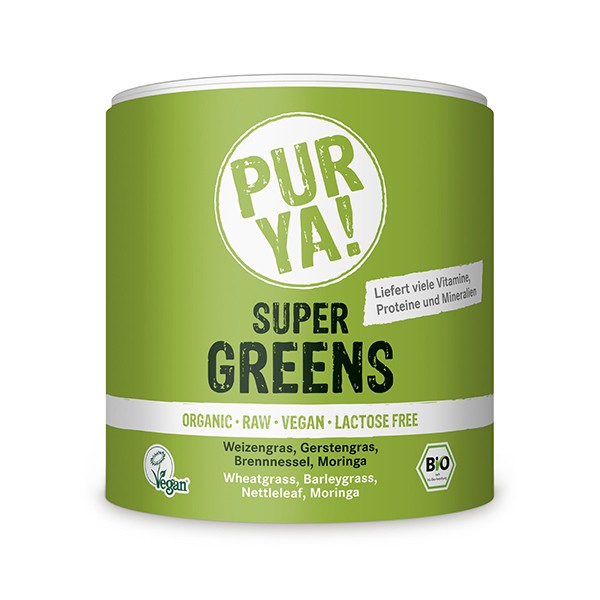 PURYA! Bio Super Greens