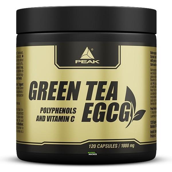 PEAK Green Tea EGCG (120 Kapseln)