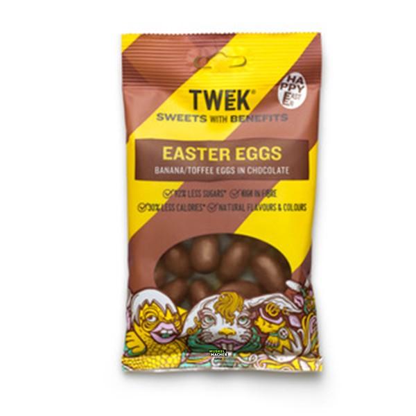 Tweek Schoko-Eier (zuckerfrei)
