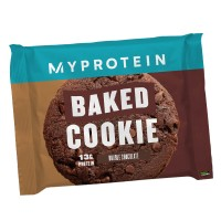 MyProtein Baked Cookie Double Chocolate