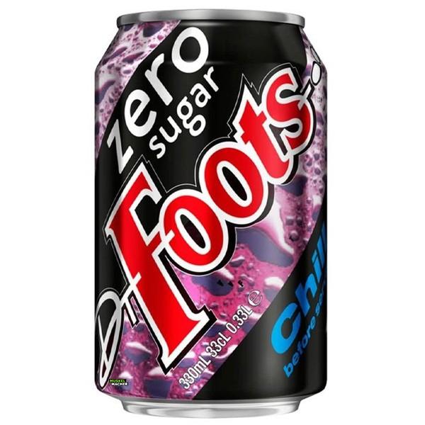 Dr Foots Zero Sugar