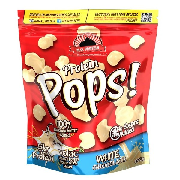 Max Protein POPS!