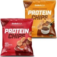 BioTech USA Protein Chips Paprika