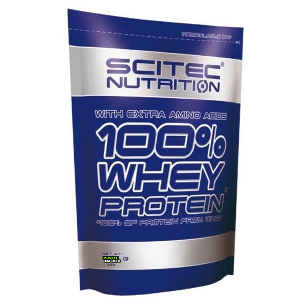 Scitec Nutrition 100% Whey Protein (1000g)