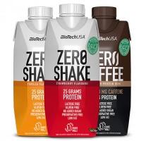 BioTech USA Zero Shake Chocolate-Caramel