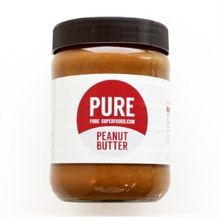 Pure Superfoods Peanut Butter