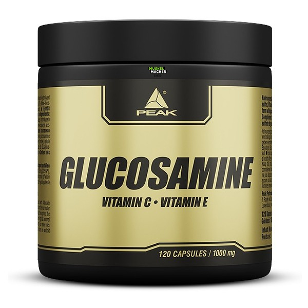 PEAK Glucosamin (120 Kapseln)