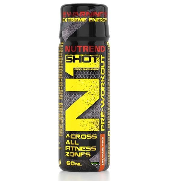 Nutrend N1 Pre-Workout Shot