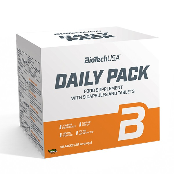 BioTech USA Daily Pack (30 Packs)