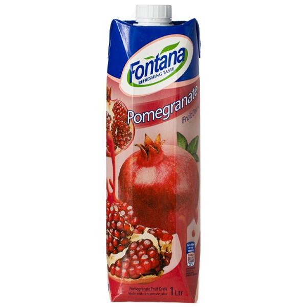 Fontana Pomegranate Juice