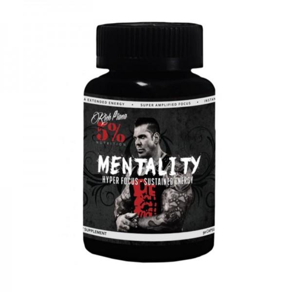 Rich Piana 5% Nutrition Mentality (90 Kapseln)
