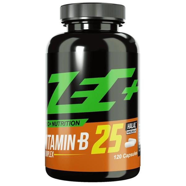 ZEC+ Vitamin B 25 Komplex (120 Kapseln)