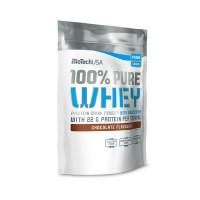 BioTech USA 100% Pure Whey Chocolate Peanut Butter|1000g Beutel