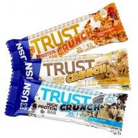 USN Trust Crunch Bar Fudge Brownie