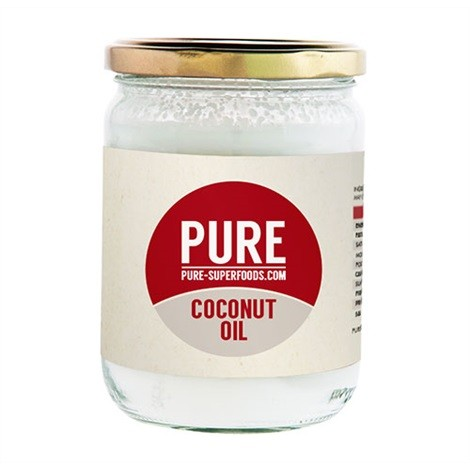 Pure Superfoods Coconut Oil