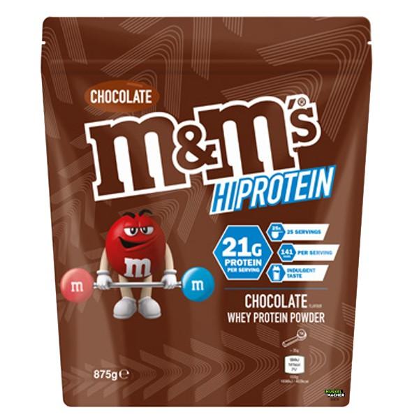 M&M's Hi Protein Pulver