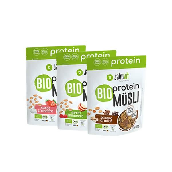 Jabuvit Protein Müsli