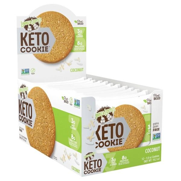 12x Lenny & Larry's Keto Cookies
