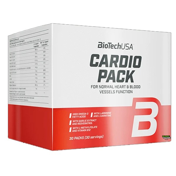 Biotech USA Cardio Pack (30 Packs)