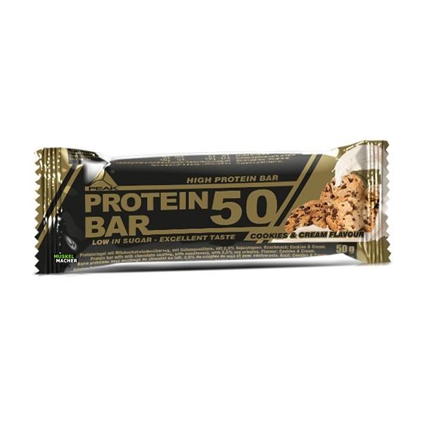 PEAK Protein Bar 50