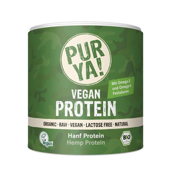 PURYA! Vegan Protein (Hanfprotein)