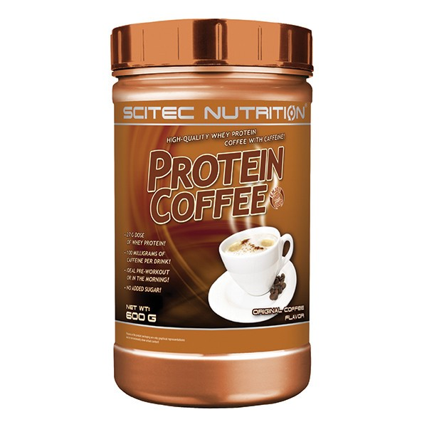 Scitec Nutrition Protein Coffee zuckerfrei