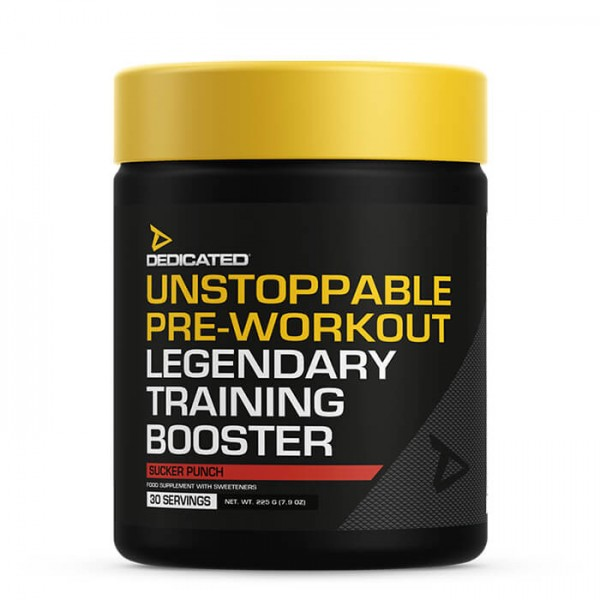 Dedicated Unstoppable 2019