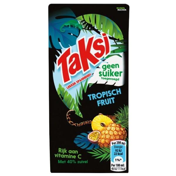 Taksi Trinkpäckchen 0% Zuckerzusatz