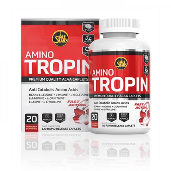 All Stars Aminotropin (120 Kapseln)