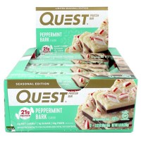 12er Box Quest Bars Chocolate Brownie