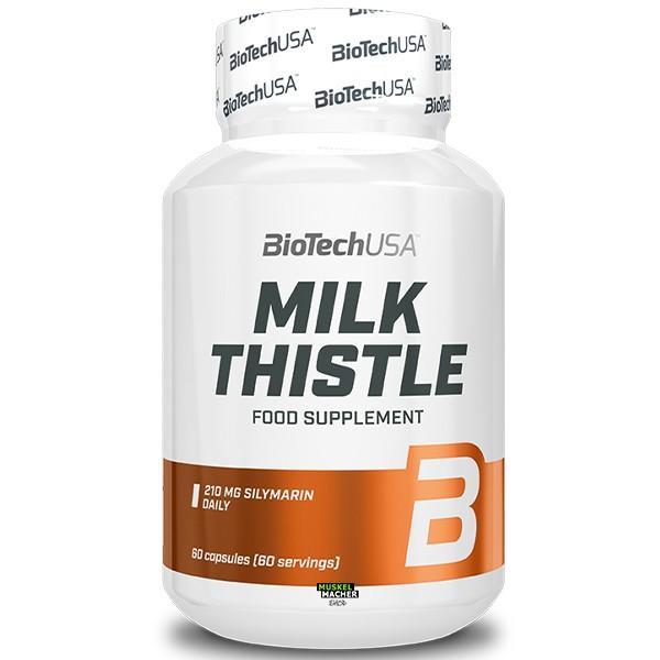 BioTech USA Milk Thistle (60 Kapseln)