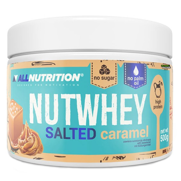 All Nutrition Nutwhey Protein Creme