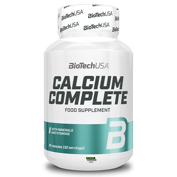 BioTech USA Calcium Complete (90 Kapseln)
