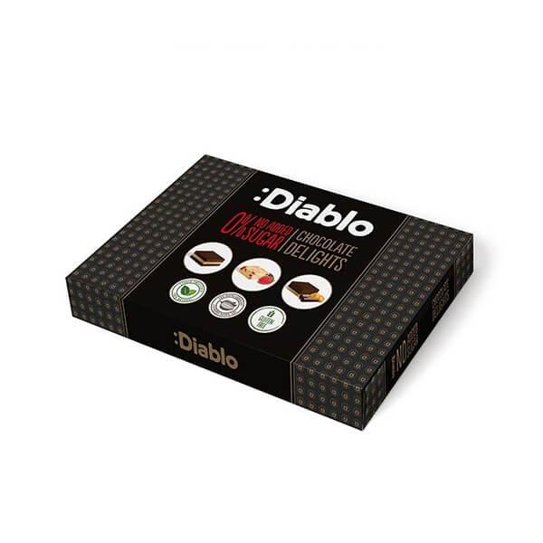 Diablo Chocolate Delights Pralinen Box