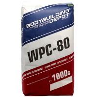 S.U. WPC-80 Whey Protein 1000g Nachfüllpack Schoko