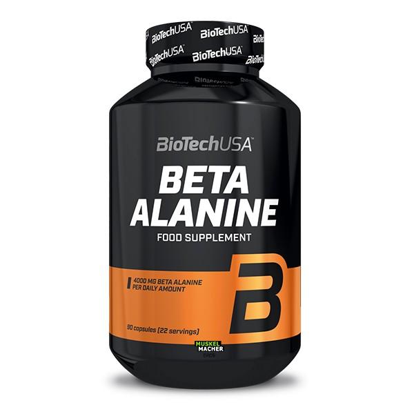 BioTech USA Beta Alanine (90 Kapseln)