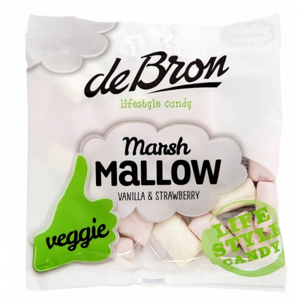 De Bron Veggie Marshmallows