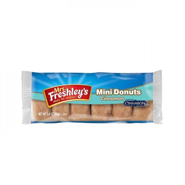 Mrs. Freshley's Mini Donuts Cinnamon