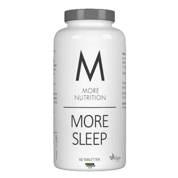 More Nutrition More Sleep V3