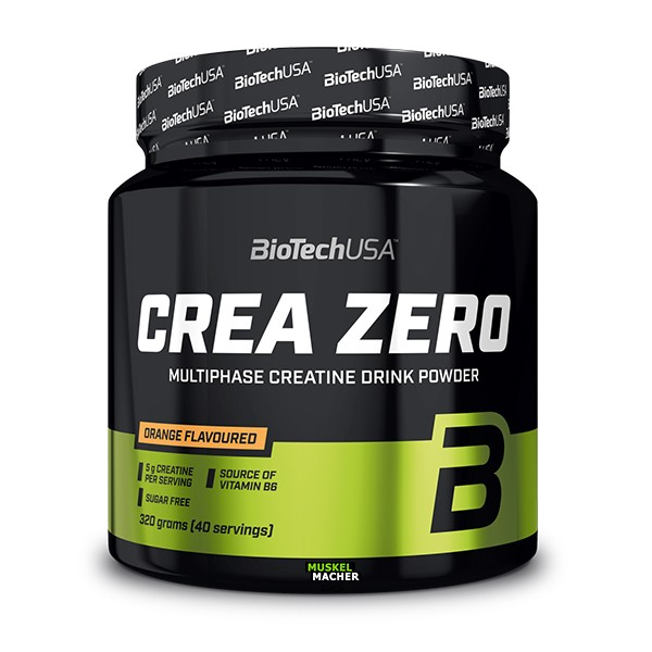 BioTech USA Crea Zero (Orange)