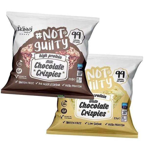 Skinny Food High Protein Chocolate Crispies