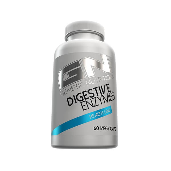 GN Laboratories Digestive Enzymes (60 Kapseln)